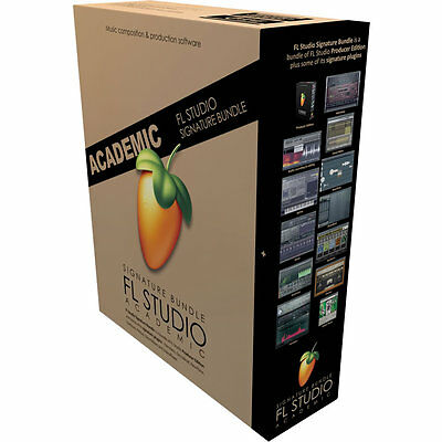 Image Line FL Studio 12 SIGNATURE Edition Music Production Software **NEW**