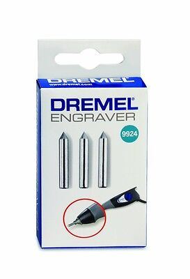 9924 fitting to Dremel Electric Engraver 290 fine tip Carbide Engraving Point