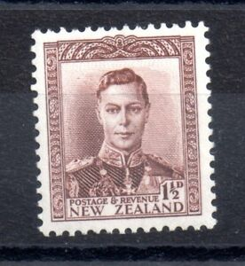 New-Zealand-KGVI-1938-1-1-2d-SG607-mint-MNH-WS9015