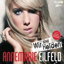 Single-CD - WIR SIND HELDEN von ANNEMARIE EILFELD - neu und ovp