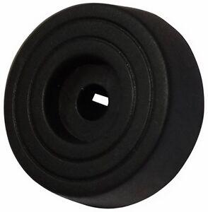 4x Pieds Patins Rond En Pe H:8,2mm Ø28,5mm Pour Meubles A Emboîter Avec Goupille Or9kmp6t-07163711-497362145