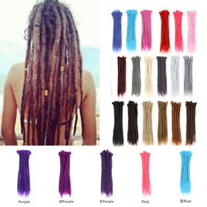 1pc-Synthetic-Braid-Dread-Natural-Textured-Dreadlock-Hair-Extension-Hippie-Ombre