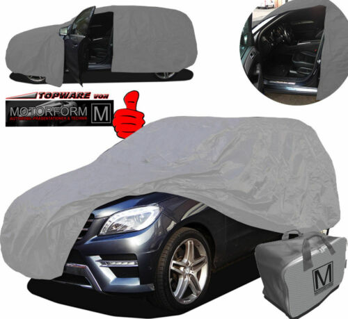JEEP PATRIOT Outdoor Custodia Protettiva tutta Garage Cover AUTO TELONE TELO resistente alle intemperie NUOVO