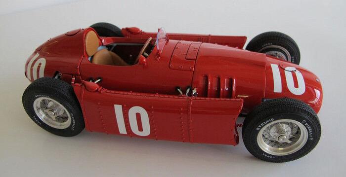 Lancia D50 E. Castellotti 1955 nd Pau Grand Prix 1 18 Model 178 CMC