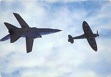 B71663 Panavia Tornado F2 in formation with Spitfire Mk 11 Great Britan