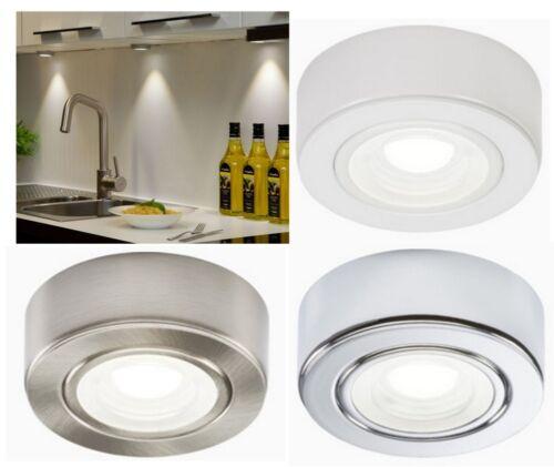 Surface 240 V Sous Armoire Placard DEL cool blanc chaud lumière cuisine montage