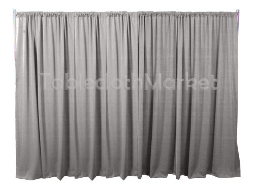 9 x 5 ft Backdrop Background FOR PIPE AND DRAPE DISPLAY Polyester panel 24COLOR