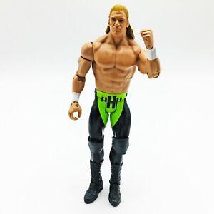 TRIPLE-H-2011-Mattel-WWE-Wrestling-Action-Figure-7-034-Pro-Wrestler-Good-Condition