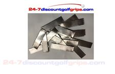 10 x Lead Tape for Swing Weighting Golf Clubs - FREE POST SPECIAL OFFER
