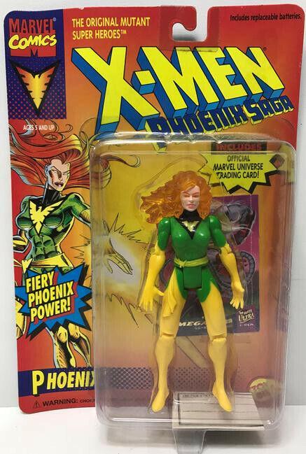 Marvel the Uncanny X-Sie Fiery Phoenix Toybiz 1993