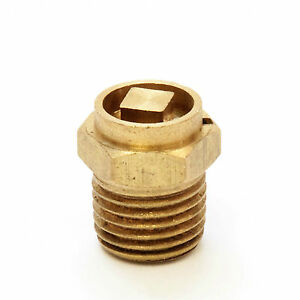 Cast-Iron-Radiator-Steel-Radiator-Bleed-Valve-Screw-Vent-1-4-034-Brass
