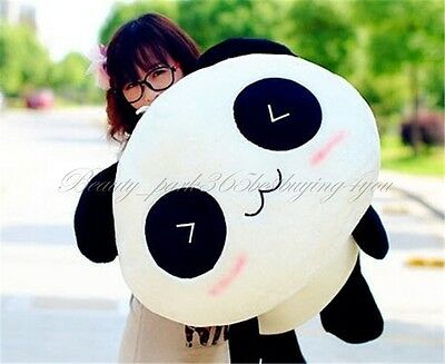 "67CM 26"" Stuffed Plush Doll Toy Animal Cute Panda Pillow Bolster Gift"