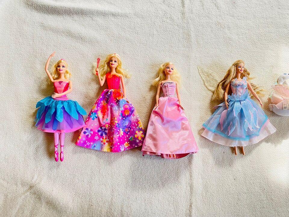 Barbie, Dukke