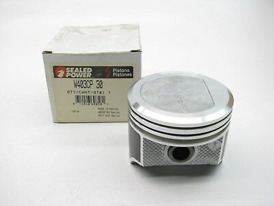 Chevy 250 L6 Sealed Power Cast Pistons+Rings Set//6 1966-1984..Choice of over sizes. .060 bore