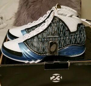 d12e1028fc99d8 Nike air jordan XX3 23 Black University blue White UNC SIZE 12 ...