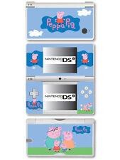 Peppa Pig Vinyl Skin Sticker for Nintendo DSi