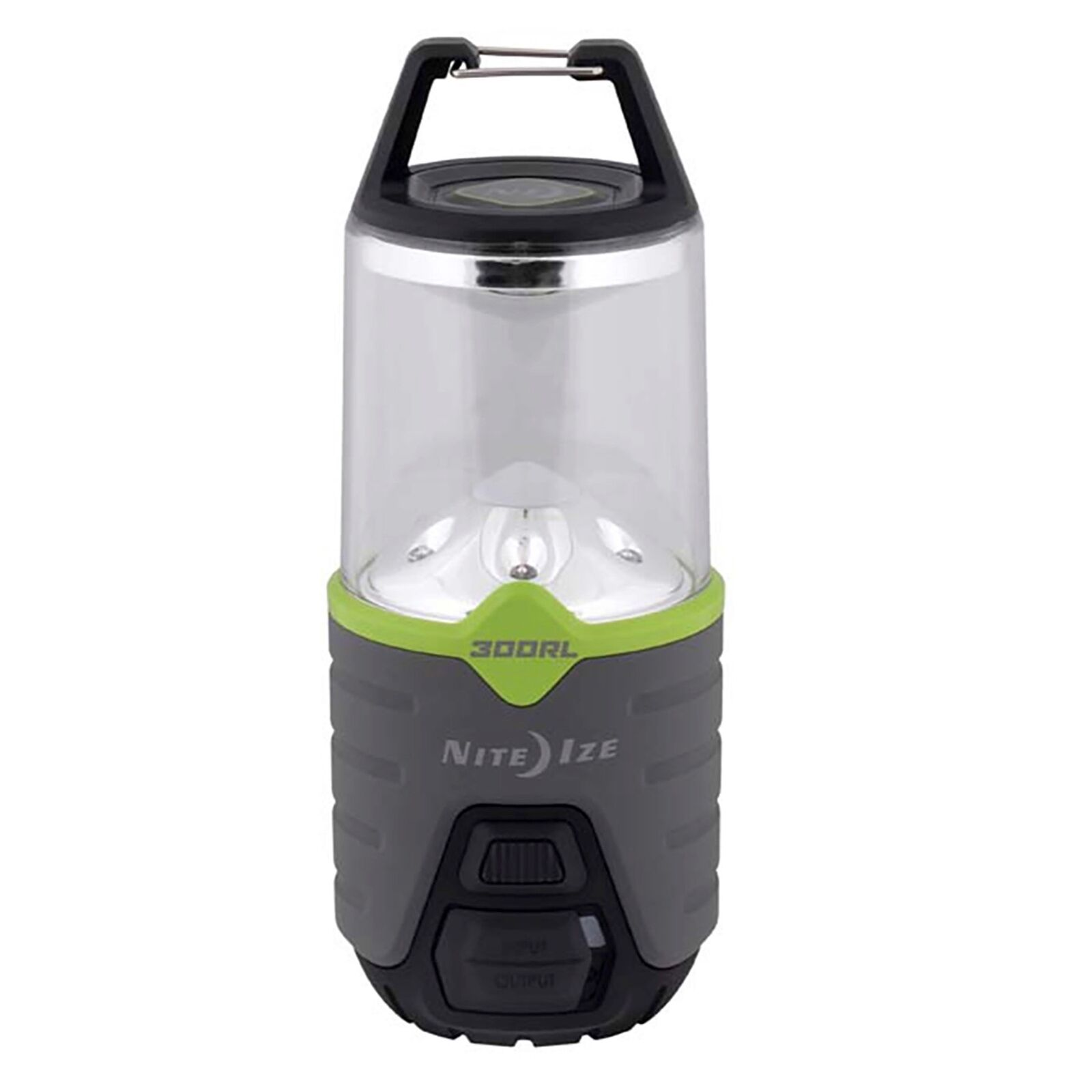 Nite Ize Radiant Rechargeable  Lantern 300 Max Lumens w USB Port Light (OPEN BOX)  save on clearance