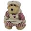 thumbnail 1 - Boyds-Vintage-Bailey-Nurse-Bear-1998-Retired-Item-9199-09-Great-Stocking-Stuffer