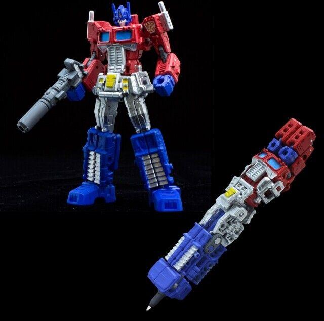 Transformers Pen - Sentinel - Optimus Prime