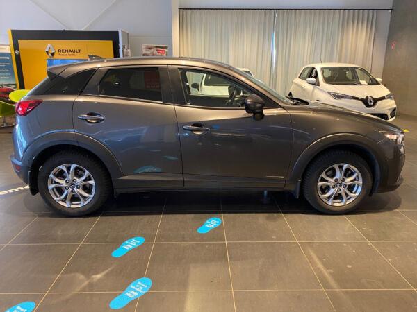 Mazda CX-3 2,0 Sky-G 120 Vision aut. billede 2