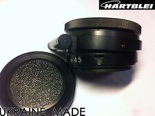 Hartblei Pentacon Six 6 P6 Kiev 60 88CM Lens to Mamiya 645 Adapter with Tilt 6°