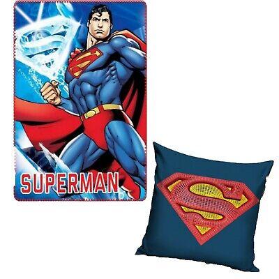 Superman Fleece Pillow, DC Comics