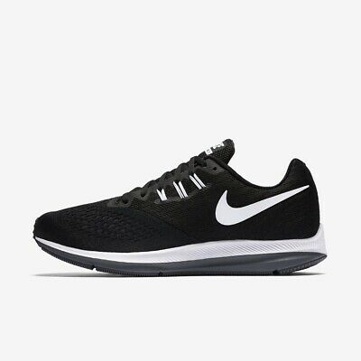 Women's Nike Air Max Sequent 2 Trainers Size UK 7 EUR 41 Black 852465 015
