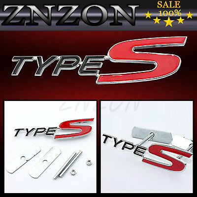 Supercharged Logo 3D Metal Racing Rally Front Hood Grill Grille Emblem Badges