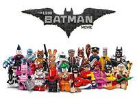 Lego Minifigures LEGO Batman le film (71017) - Choose Your Figure - Au choix