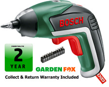 savers Bosch IXO Cordless Screw Driver 3.6V1/5ah 06039A8070 - 3165140800037