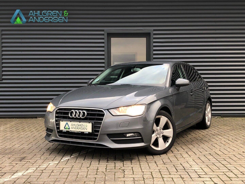Audi A3 1,6 TDi 110 Ambition SB 5d