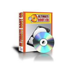 Ultimate Boot CD - Repair Windows 8, 7, Vista, XP, 2000 - Recover lost data