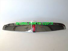 1998-2002 Lincoln Town Car Chrome Grille Moulding With Red Emblem OEM NEW