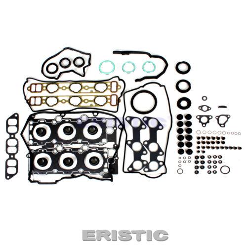"""2.0L JDM TOYOTA CAMRY LEXUS DOHC 24V V6 FULL GASKET SET /""""1VZFE/"""""""