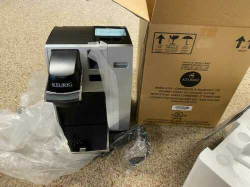 Keurig® K150 Single Cup Commercial Brewing System Coffee Maker