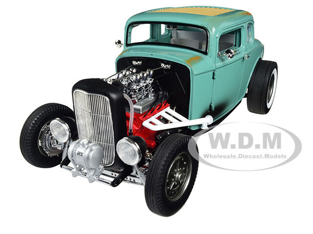1932 FORD 5 FIVE WINDOW SOUTHERN SPEED SPEED SPEED & MARINE LTD TO 822pc 1 18 ACME A1805012 c65df8