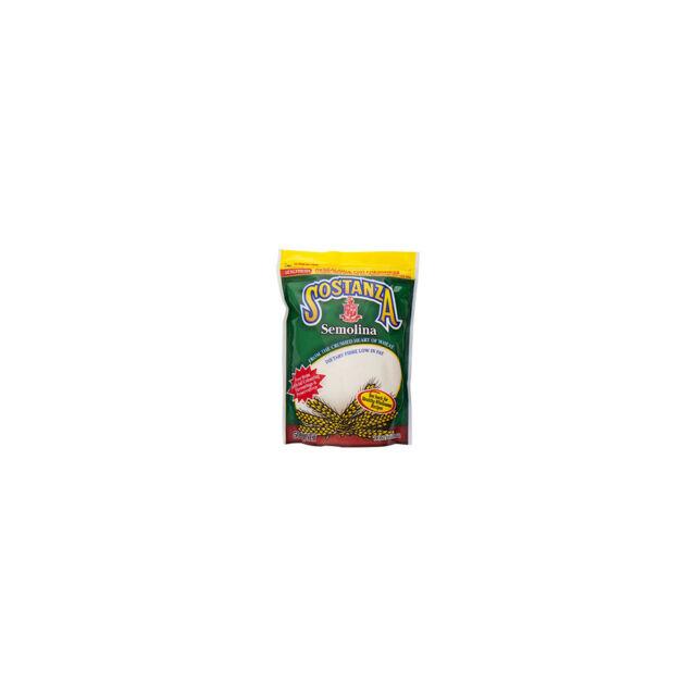 Sostanza Semolina Crushed Wheat 500g