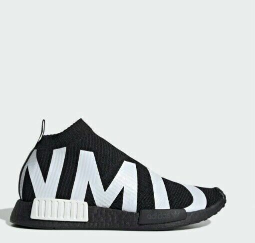Size 9 - adidas NMD CS1 Primeknit Print - Black 2019 for sale online | eBay