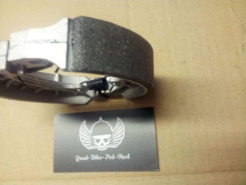 CG125 CG150 REAR DRUM BRAKE PADS SHOES 105MM