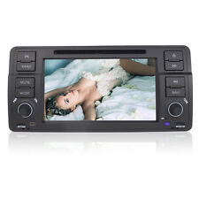 "7"" BMW E46 M3 3 Series Car DVD GPS Stereo B Bluetooth Radio head unit MAP"