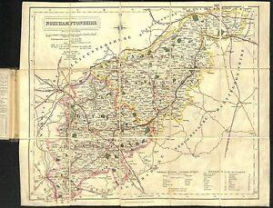 Antique-maps-Northamptonshire