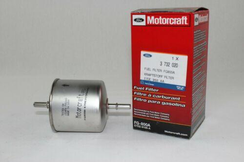 Original filtro de combustible gasolina motor Ford Cougar 3732020