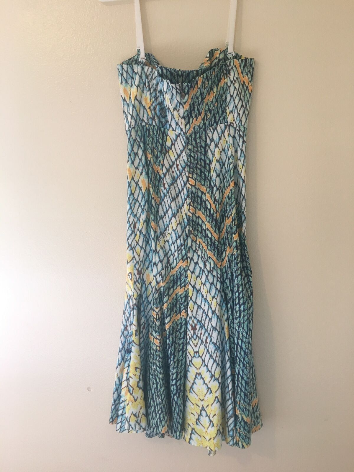 AUTHENTIC JUST CAVALLI CAVALLI CAVALLI BY ROBERTO CAVALLI DRESS  SIZE 4  NEW (OTHER) 353fa8