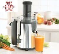 Juice Extractor Machine 1000 Watt Electric Juicer Fruit Citrus Squeezer New