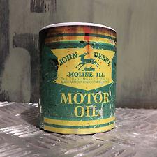 John Deere Oil can Gift Motorcycle Car Mechanic Gift 11oz Tea coffee mug tractor