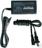 Ac Adapter For Sony Dsc-tx5 Dsc-tx5b Dsc-tx5g Dsc-tx5p Dsc-tx5r Dsc-tx5s Dsc-tx7