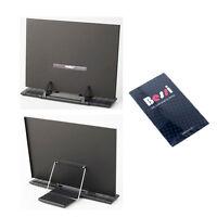 (made in korea) Book Stand Portable Steel Reading Desk Holder Tilt adjustment