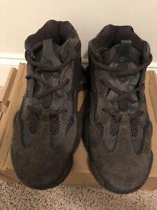 Adidas Yeezy 500 Utility Black Size 11