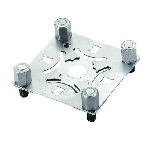 12PCS//Set Flat Blank Brass Square Holder for ER010793 Erowa ITS System Holding