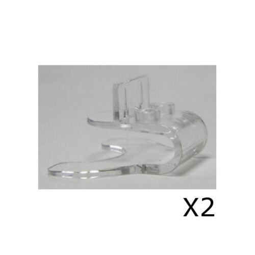 Minifig Stand Flexible - Trans-Clear LEGO Super Jumper X2